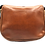 Thumbnail: Céline Camel Leather Bag
