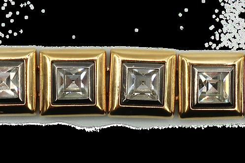 YSL Crystal Bracelet
