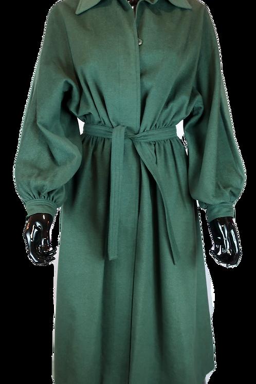 Yves Saint Laurent Coat Dress