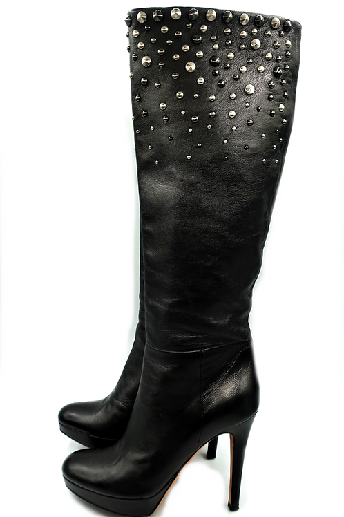 Ballin Leather Boots