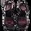 Thumbnail: Yves Saint Laurent Metallic Sandals