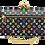 Thumbnail: Louis Vuitton Black Monogram Eugenie Wallet