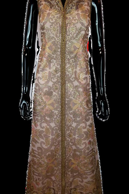 Chanel Haute Couture Lace Dress