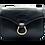 Thumbnail: Celine Black Box Leather Bag