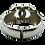 Thumbnail: Chanel CC-logo Cuff Bracelet