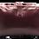 Thumbnail: Hermès Burgundy Jige Clutch