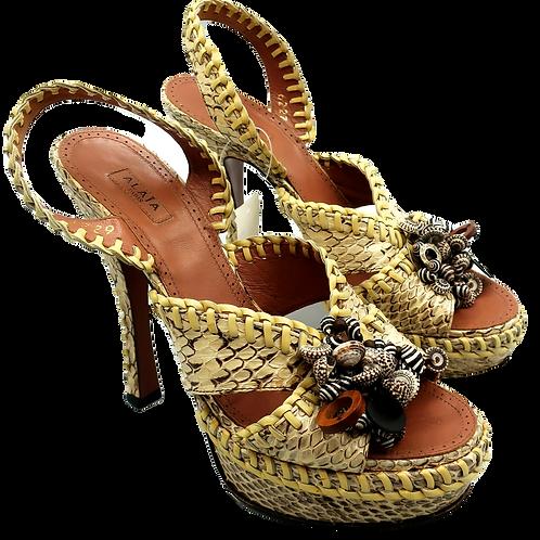 Azzedine Alaïa Sandals