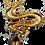 Thumbnail: Jean Louis Scherrer Snake Brooch