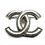 Thumbnail: Chanel Double-C Brooch