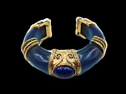 Guy Laroche Resin Cuff Bracelet