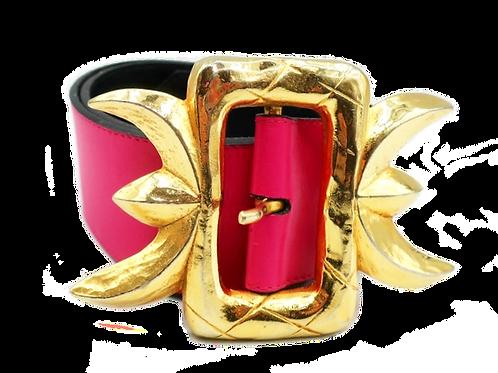 Christian Lacroix Pink Belt