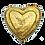 Thumbnail: Woloch Heart Brooch