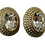 Thumbnail: Goossens Crystal Earrings