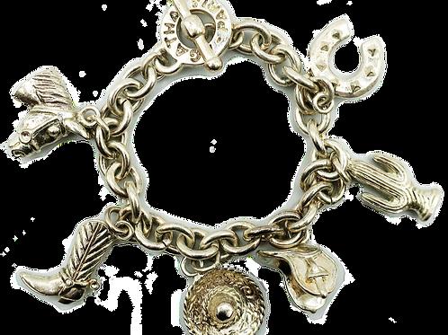 Agatha Silver Bracelet