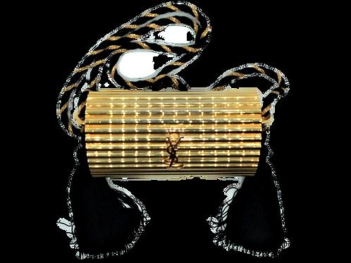 YSL Opium Gold Minaudière