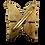 Thumbnail: YSL Butterfly Brooch