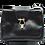 Thumbnail: Celine Black Leather Bag