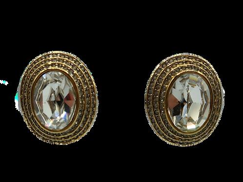 Goossens Crystal Earrings