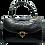 Thumbnail: Hermès Croco Cordeliere Handbag