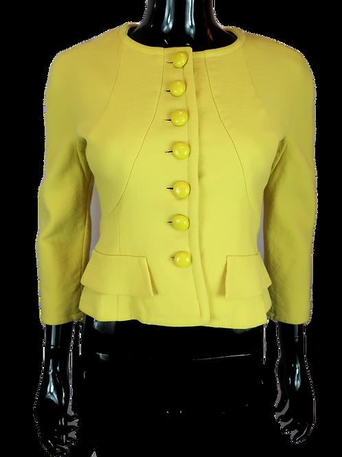 Balenciaga Yellow Jacket