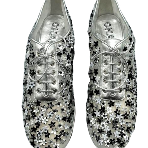 Chanel Couture Shoes