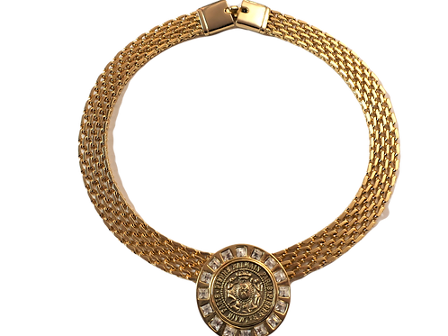 ierre Balmain Haute Couture Necklace