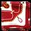 """Thumbnail: Cartier """"Must de Cartier"""" Silk Scarf"""