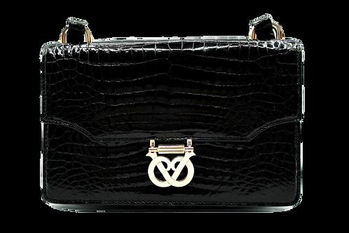 Dunhill Paris Crocodile Leather Bag