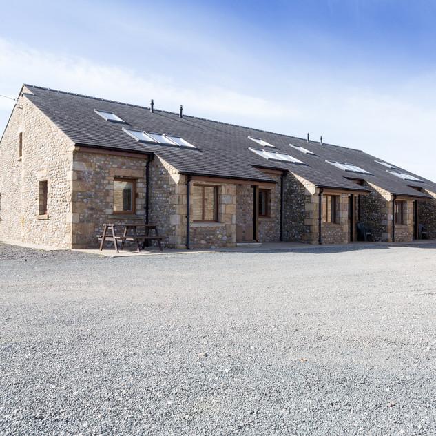 Pattys Barn, The Rewilding, Michelle Parry, Lancaster
