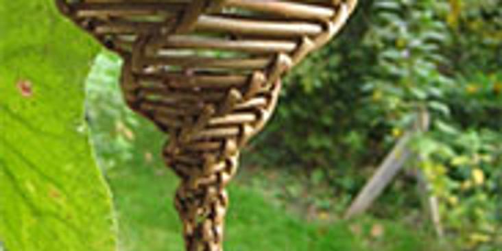 Make a willow bird feeder workshop (Morning)