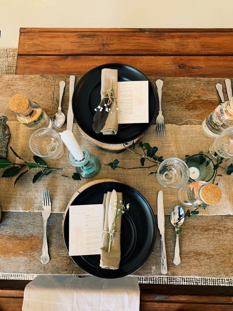 The Rewilding, Lancaster, Michelle Parry, Event Styling, Pattys Barn
