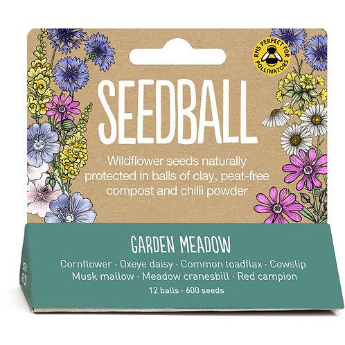 Garden Meadow   Seedball Tubes