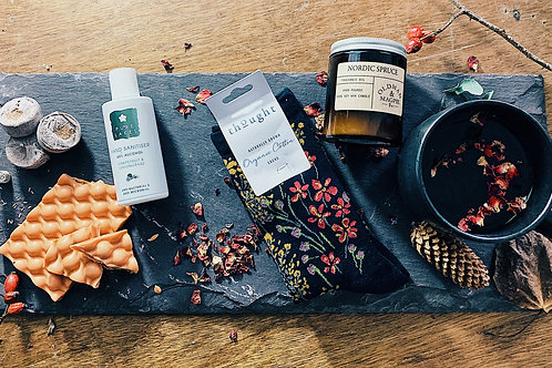 Autumnal Rewild Yourself Ritual Box