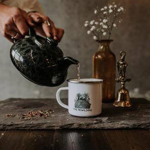 The Rewilding Enamel Mug