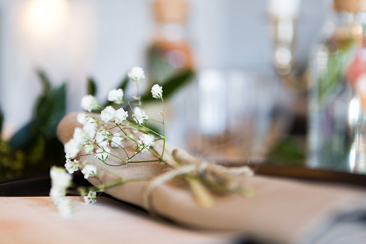 Event Styling, The Rewilding, Michelle P