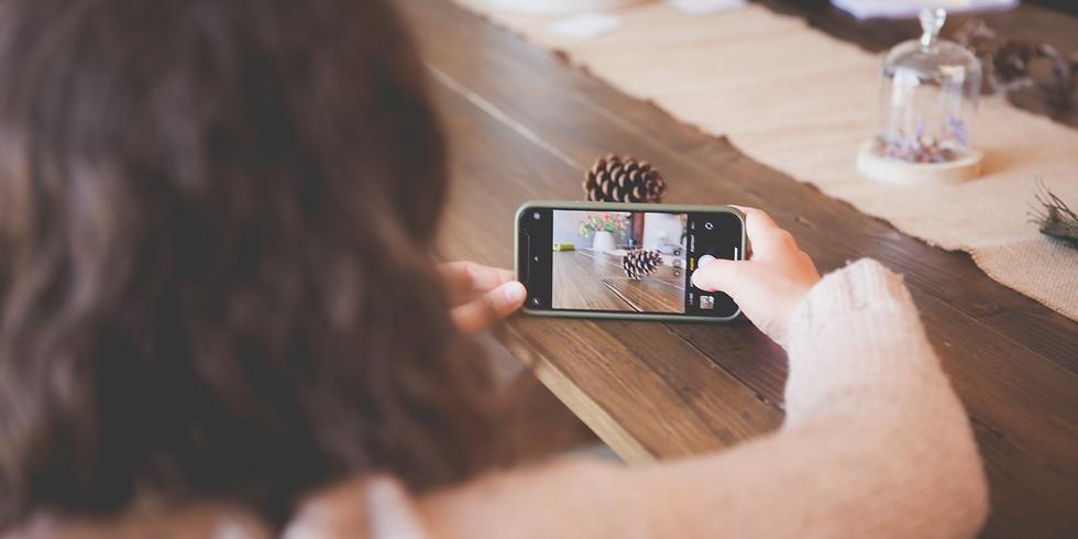Smartphone Workshop with Ginny Koppenhol
