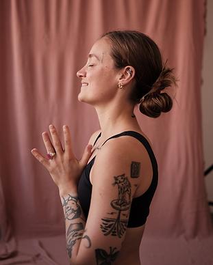 Rachel Walsh Yoga at The Rewilding, Lanc
