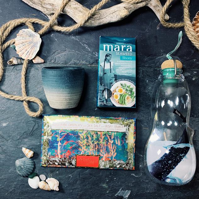 The Rewilding Shop, Lancaster, Michelle Parry,  Gift Boxes,