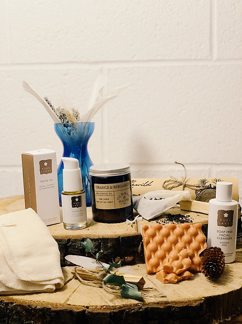 The Rewild Retreat at Home with Facial