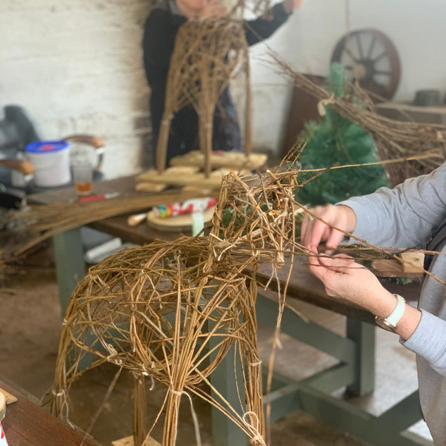Willow Basket Making, The Rewilding, Lancaster, Michelle Parry, Pip Cottage.JPG