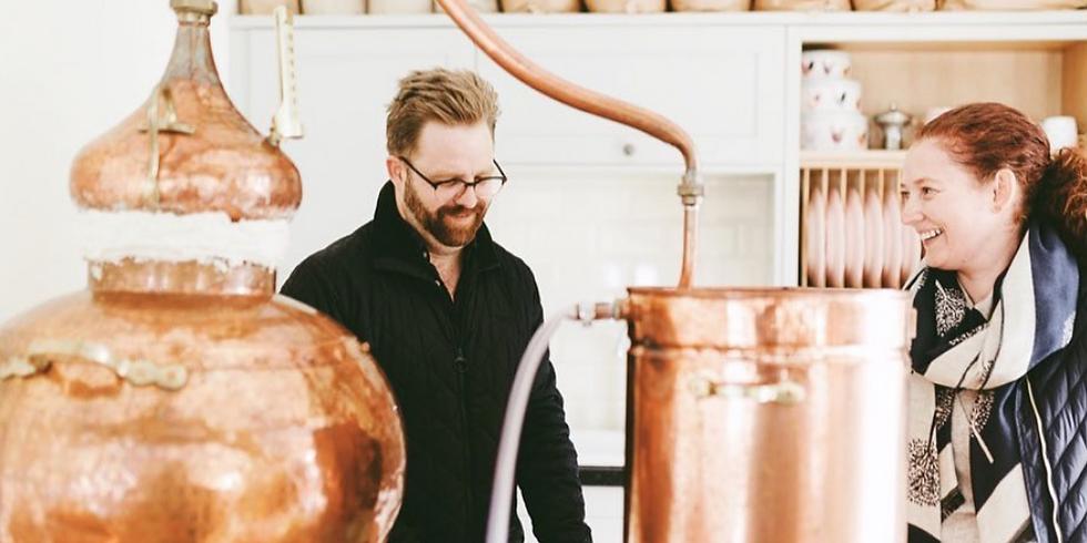 Meet the Maker | Goosnargh Gin Tasting & Fish Supper
