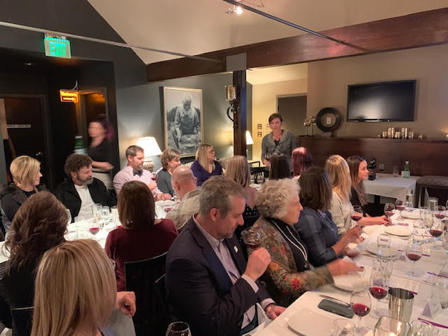 Select Tasting Solidarity Event in Partnership with the Children's Hospital Denver