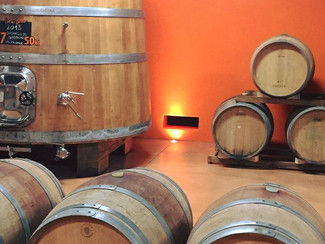 Col di Lamo by Giovanna Neri. Brunello is....Orange!