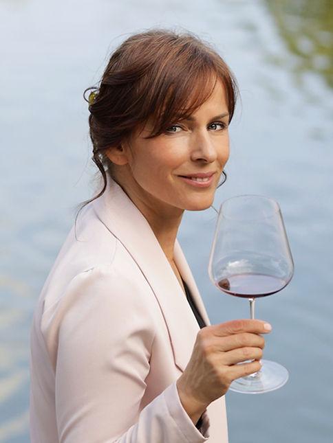 Sommelier Alexandra Adamek, founder of Select Tasting, Montalcino Tuscany