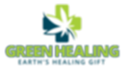Green Healing - Logo Development HIRES r