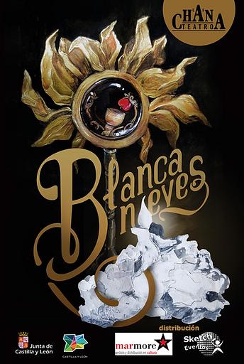 CARTEL  BLANCANIEVES  LA CHANA.png