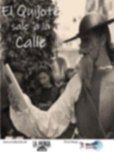 CARTEL EL QUIJOTE SALE A LA CALLE.jpg