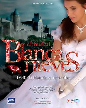 Blancanieves el musical