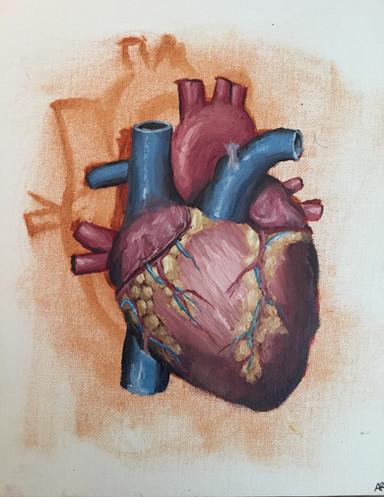 """""""The Heart, II"""""""