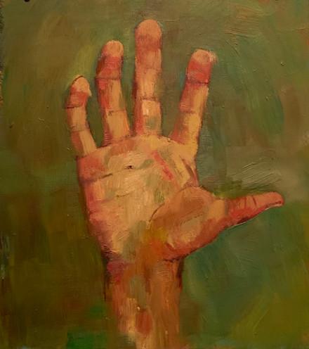 """My Hand"""